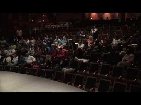 Audience feedback on clear verbal communication | FYPV-jhb