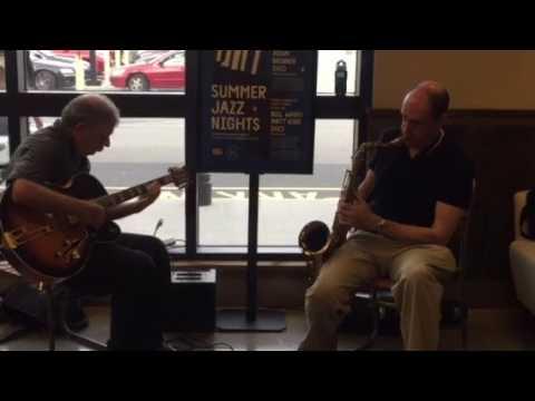 Star Eyes - Adam Brenner Tenor Saxophonist