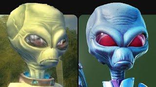 Evolution of Destroy All Humans! Games 2005-2020