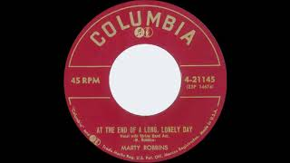 Marty Robbins - At the End of a Long, Lonely Day