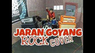 JARAN GOYANG ROCK COVER - HELMY NEWTRON