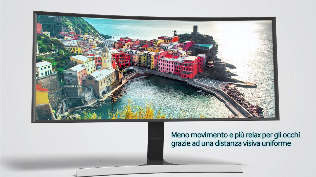 Perché Scegliere Un Monitor Curvo Samsung?
