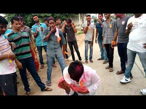 "Errajanda song top dance"" Karimnagar-bhagathnagar vinayaka nimarjanam """