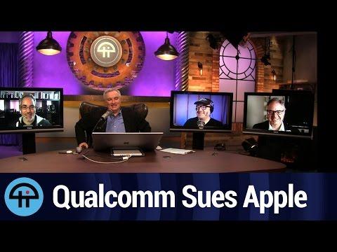 Qualcomm Countersues Apple