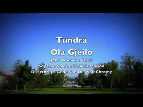 Tundra- JMU Women's Choir (Solo by Kelli Hutchison)