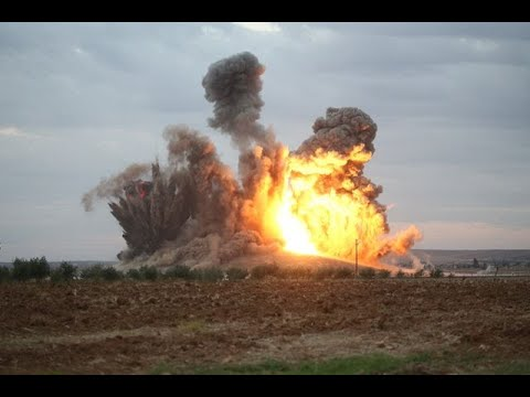 Biden's Syria Bombing Kills At Least 22