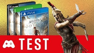 Assassin's Creed Odyssey Test / Review