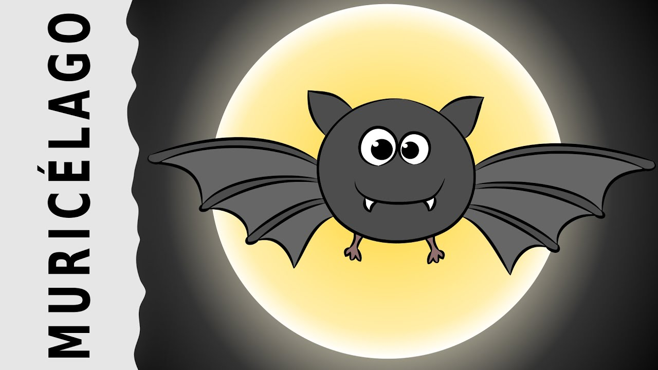 C mo dibujar un murci lago de halloween paso a paso youtube - Murcielagos para halloween ...