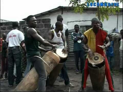 """AFRIQUE . Musique et Danse Traditionnelle  """"Région du Pool Congo Brazzaville"""""""