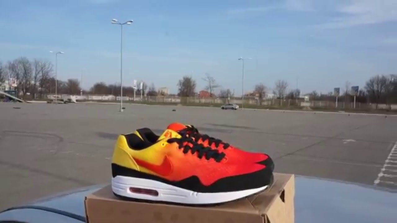 Nike Air Max 1 EM Sunset Pack