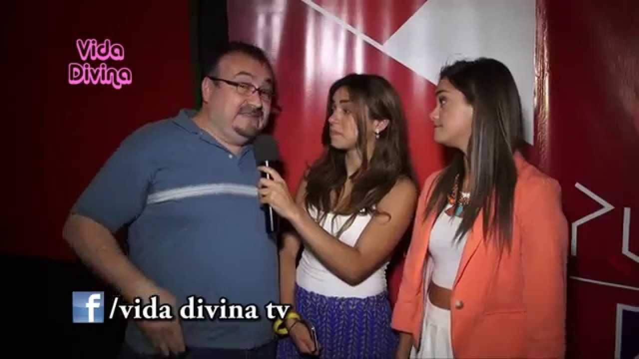 Chiara Molina, Ingrid Altamirano y Nicolás Fantinato ...