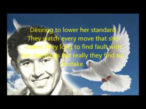 Great speckled Bird Roy Acuff with Lyrics