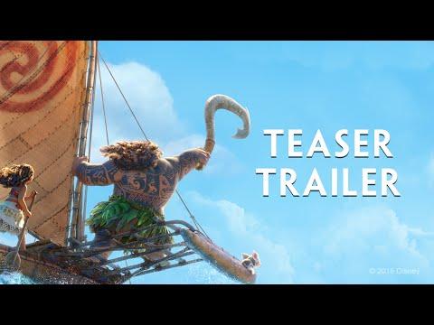 Moana trailers