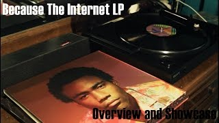 Because the Internet Vinyl Showcase & Thoughts +FREE DIGITAL COPY Giveaway