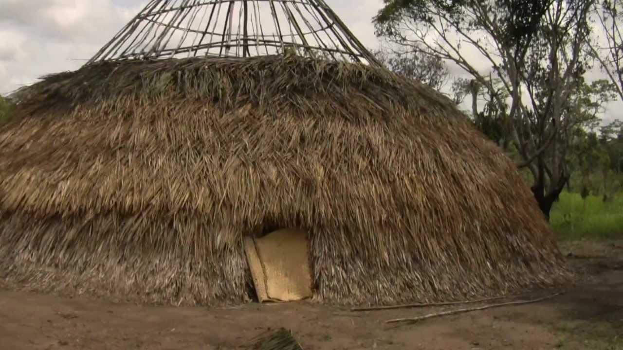 Churuata Piaroa Estado Amazonas Venezuela  YouTube