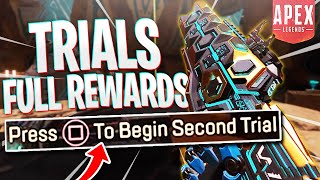 FULL Rewards From the NEW Trials Event Location in Apex Legends! - PS4 Apex Legends