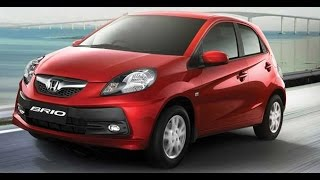 Honda Brio 2015  First Look India HD || Preview Price Specs Launch Date