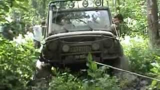 Трофи-лайф Джип-Туры в Подмосковье(, 2009-08-13T07:38:40.000Z)