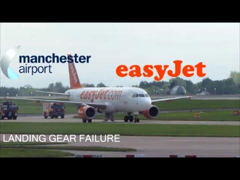 UK flight makes emergency landing WITHOUT landing gear  passenger in hospital