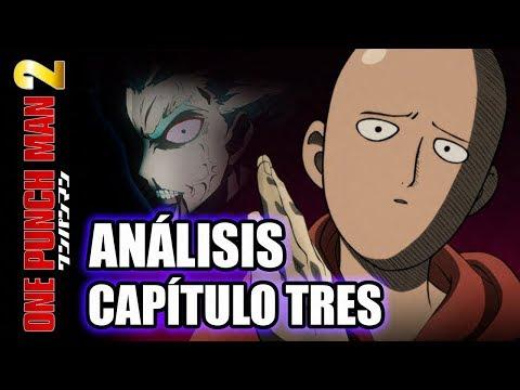 Análisis Capitulo 3 One Punch Man Temporada 2 | El Monstruo Garou En Acción!