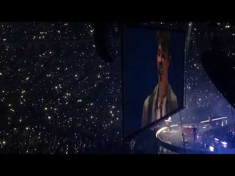 Shawn Mendes - Never Be Alone - Live Krakow Arena - Beautiful Performance! 02.04.2019