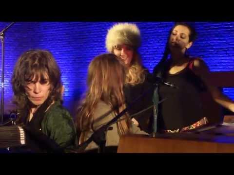 AMERICAN SONGBIRDS live in Bochum, 30. März 2014 (2)