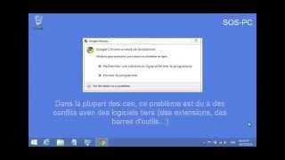 Google Chrome A Cessé De Fonctionner (Solution N°1)