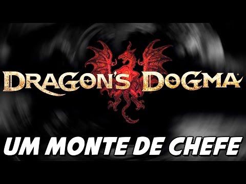 Dragon's Dogma – ARRUMEI UM MONTE CHEFE!