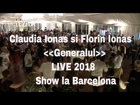 Claudia Ionas si Florin Ionas Generalul - 2018 Am plecat candva pe jos - Romanii din Barcelona