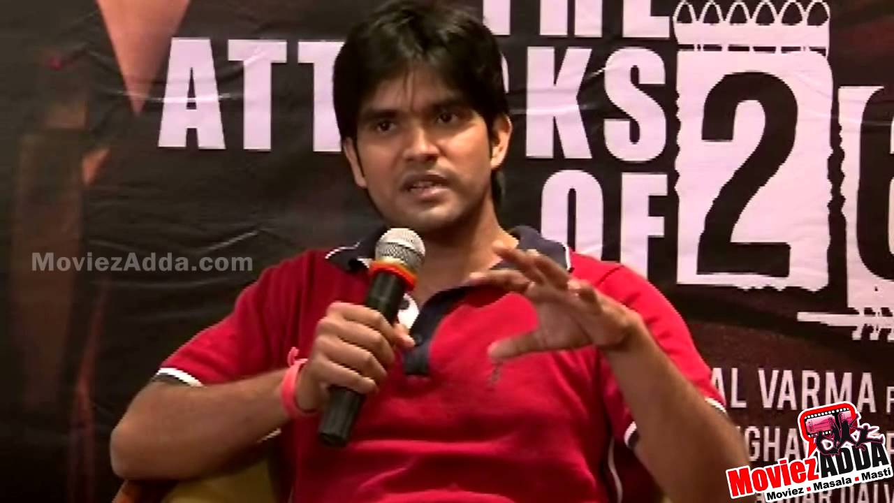 Download Sanjeev Jaiswal 'Kasab In Attacks Of 26/11' - Interview