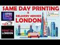 Same Day Printing & Delivery In London | Print In London - Printing London 🚚🚚🚚🚚