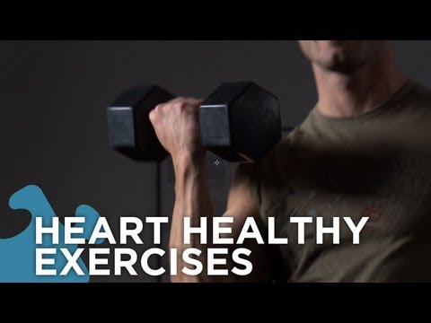Top 5 Exercises for a Healthy Heart - YouTube