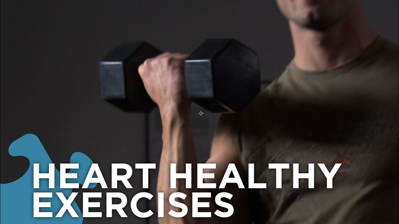 Top Heart-Healthy Exercises