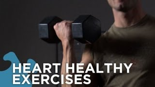 Top 5 Exercises for a Healthy Heart