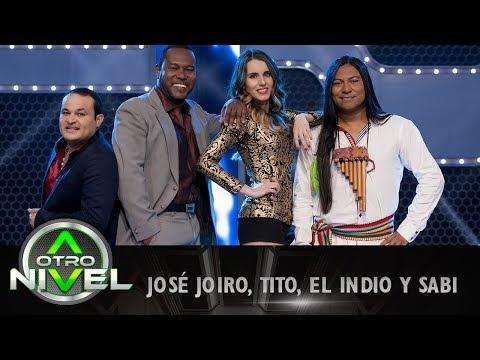 'América' - José J., Tito Murillo., Sabi y el Indio H. - Fusiones | A otro Nivel