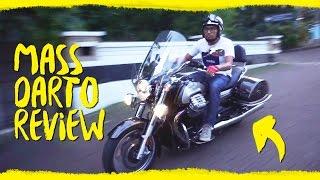 MASS DARTO REVIEW - MotoGuzzi California 1400