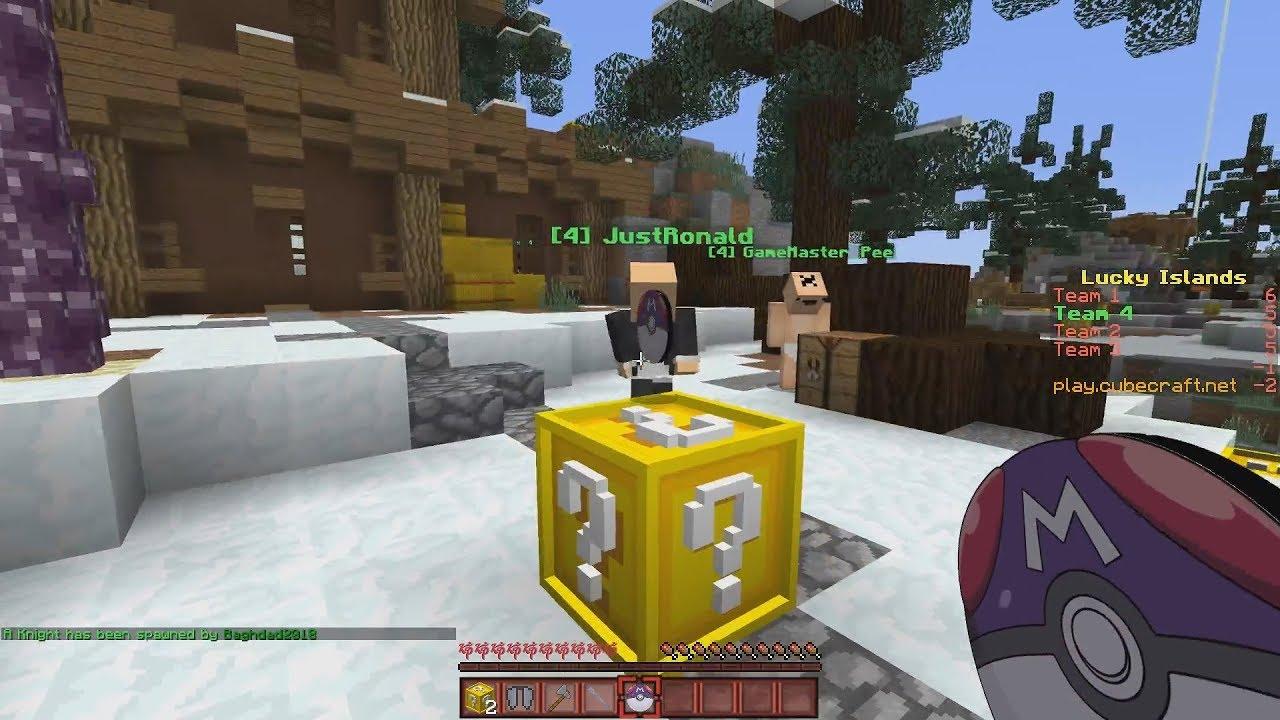 CADEAUTJES AAN ELKAAR GEVEN - Minecraft
