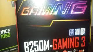 REALIZEI MEU SONHO DE TER UM PC GAMER  UNBOXING DA PEÇAS