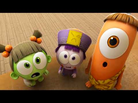 Spookiz - Truth or Dare! | Funny Cartoon for Children | WildBrain Cartoons
