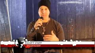 Scott Stapp of Creed Interview & New Day Coming Performance LIVE ON THE ARTIST SPOTLIGHT