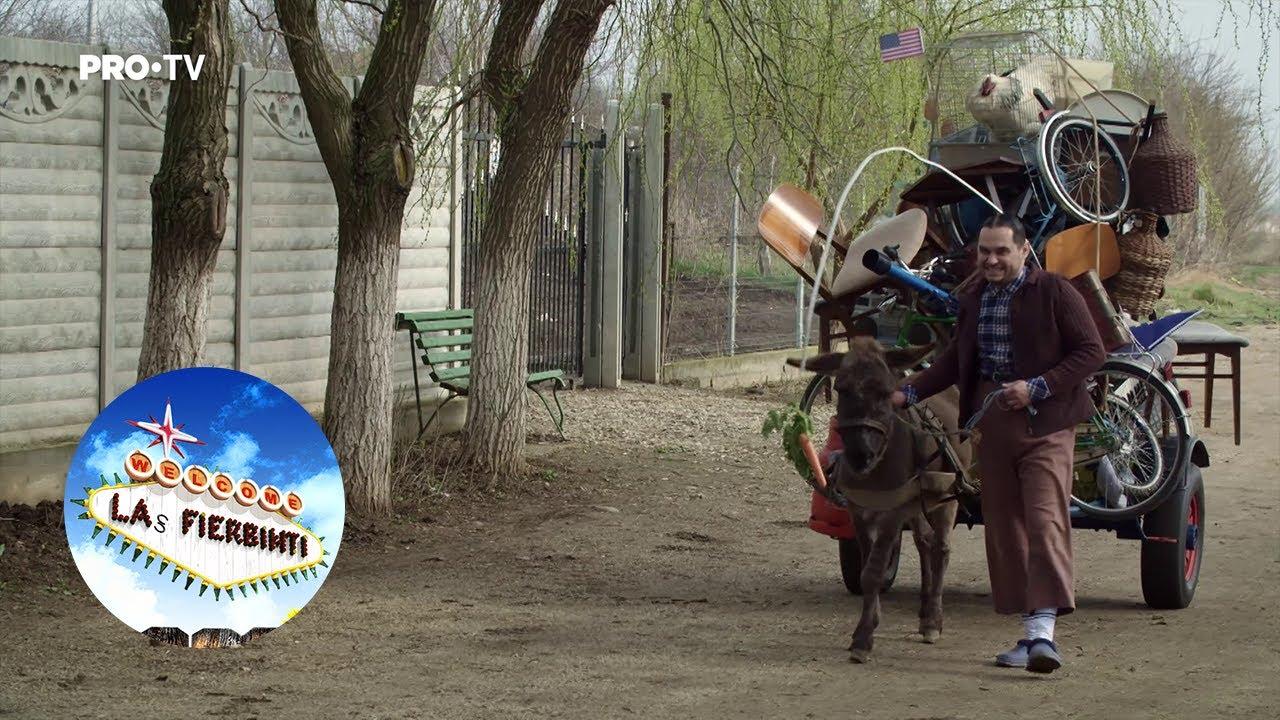 """Download Las Fierbinți - Dorel a pus """"agheul"""" pe ei și și-a recuperat toate datoriile din sat"""