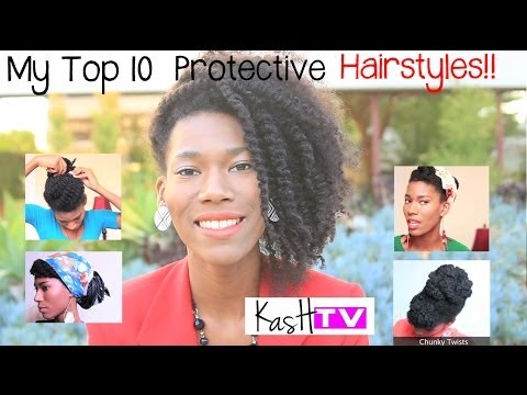 protective styles for natural hair for winter my top 10 protective hairstyles for the winter kashtv 3873 | hqdefault