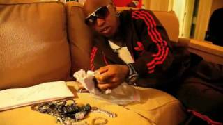 Birdman Showing His Black Daimond Watches & Chains