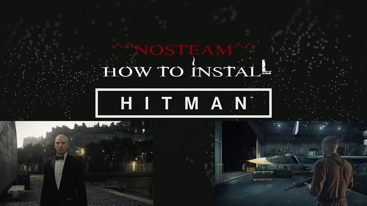 hitman 2016 video game pc download