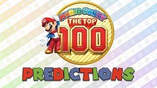 Mario Party: The Top 100 Predictions