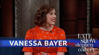 Vanessa Bayer Got Donald Trump To Do A Porn Star Sketch In 2015