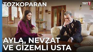 Ayla, Nevzat ve Gizemli Usta - Tozkoparan 13. Bölüm