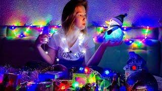 видео Как можно украсить квартиру на Новый год