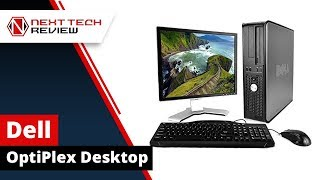 Great Bang for Buck! Dell OptiPlex Desktop  - NTR