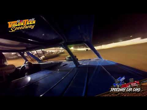 #4 Jeffrey Melton - Mod Street - 9-7-19 Volunteer Speedway - In-Car Camera